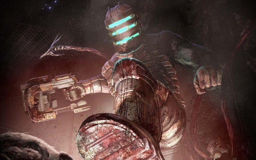 dead-space-poster-do-jogo-survivor-horror
