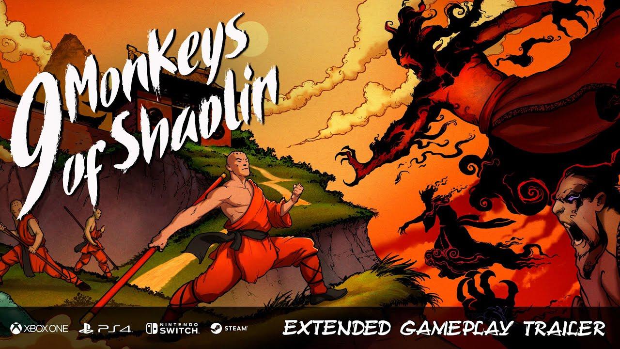 9 Monkeys of Shaolin ganha demo e novo trailer; confira