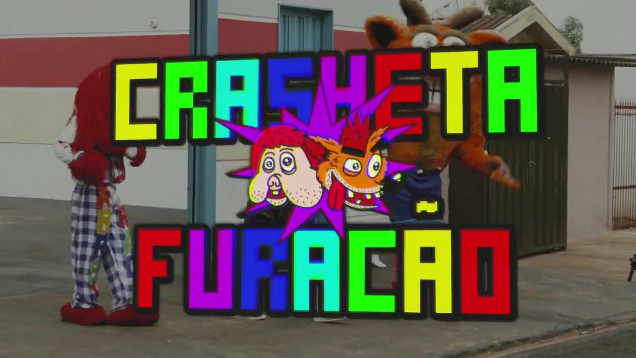 Crash e Carreta Furacão junto no lançamento do novo jogo
