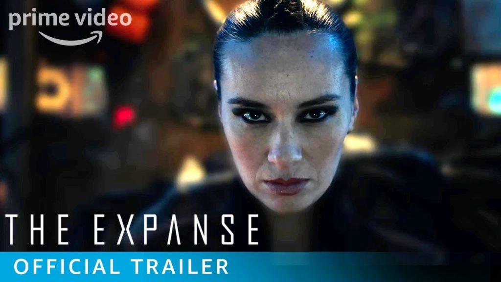 the expanse 5a temporada trailer amazon prime video