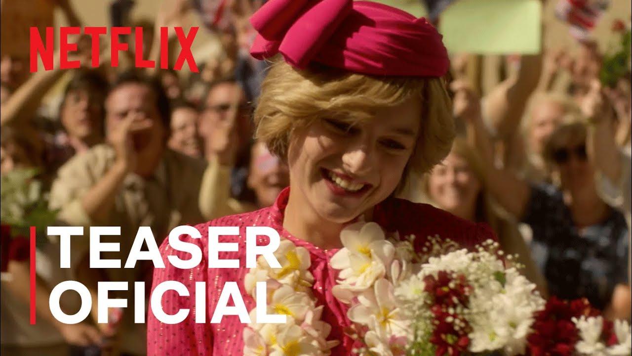 The Crown | Princesa Diana no teaser da 4ª temporada; assista legendado