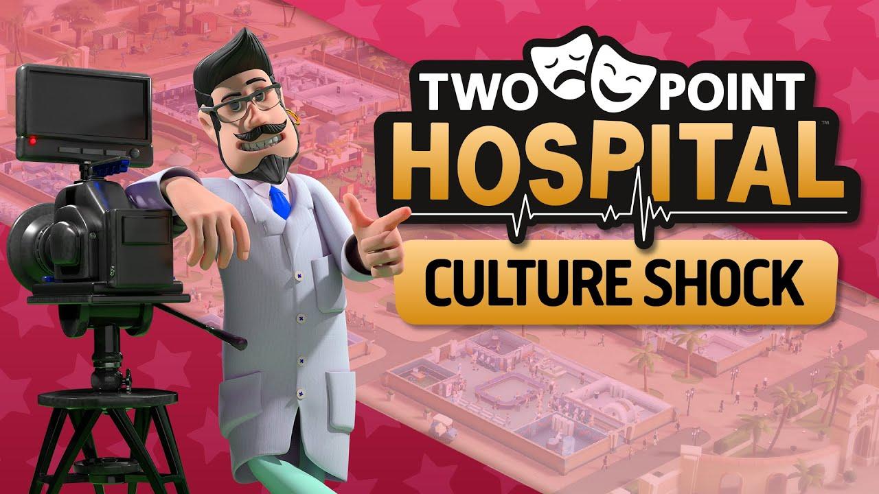 Two Point Hospital recebe novo DLC: Culture Shock; saiba mais