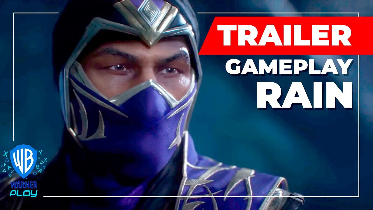 Trailer inédito de Mortal Kombat 11: Ultimate mostra retorno de Rain