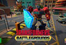 Transformers: Campos de Batalha | Jogo chega dia 23 de outubro