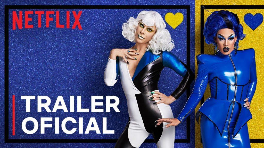 nasce uma rainha reality show drag netflix