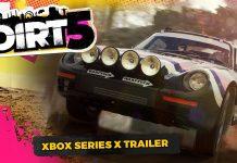 Assista ao trailer de DIRT 5 para Xbox Series X