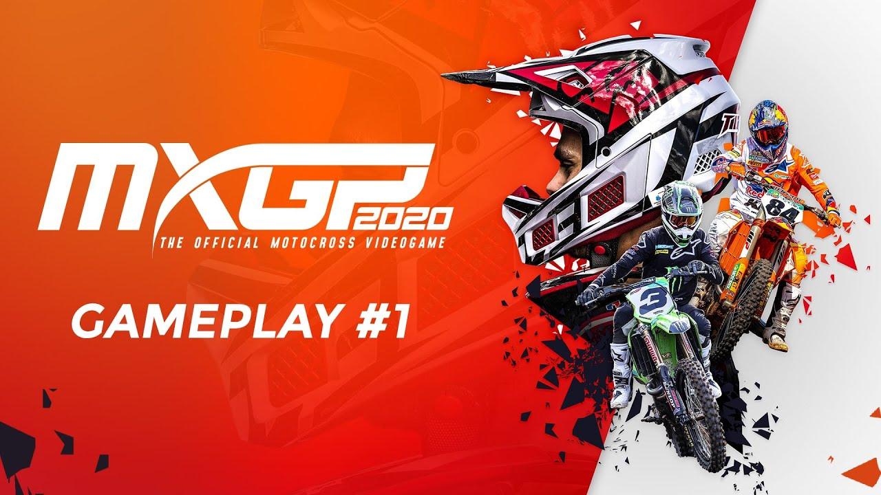 mxgp 2020 gameplay