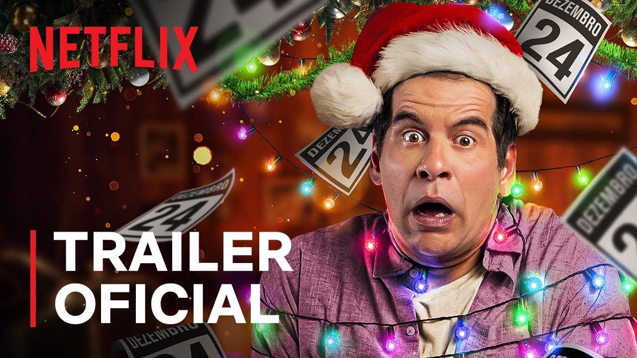 Tudo Bem no Natal que Vem, com Leandro Hassum, ganha trailer pela Netflix; assista