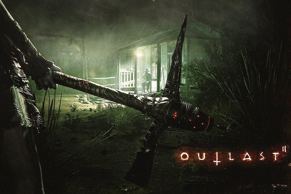 outlast horror game