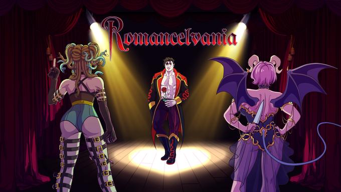 Romancelvania: BATchelor's Curse