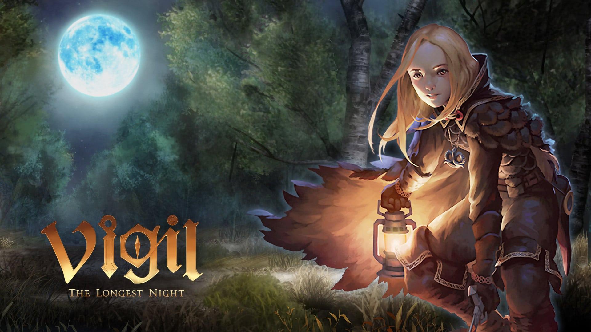 Vigil: The Longest Night capa