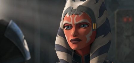 Star Wars: A Guerra dos Clones -Ashoka Thano
