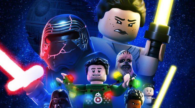 LegoStar Wars: Especial de Festas
