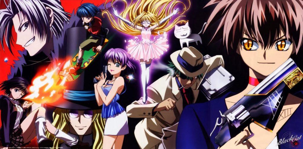 Black Cat - Funimation