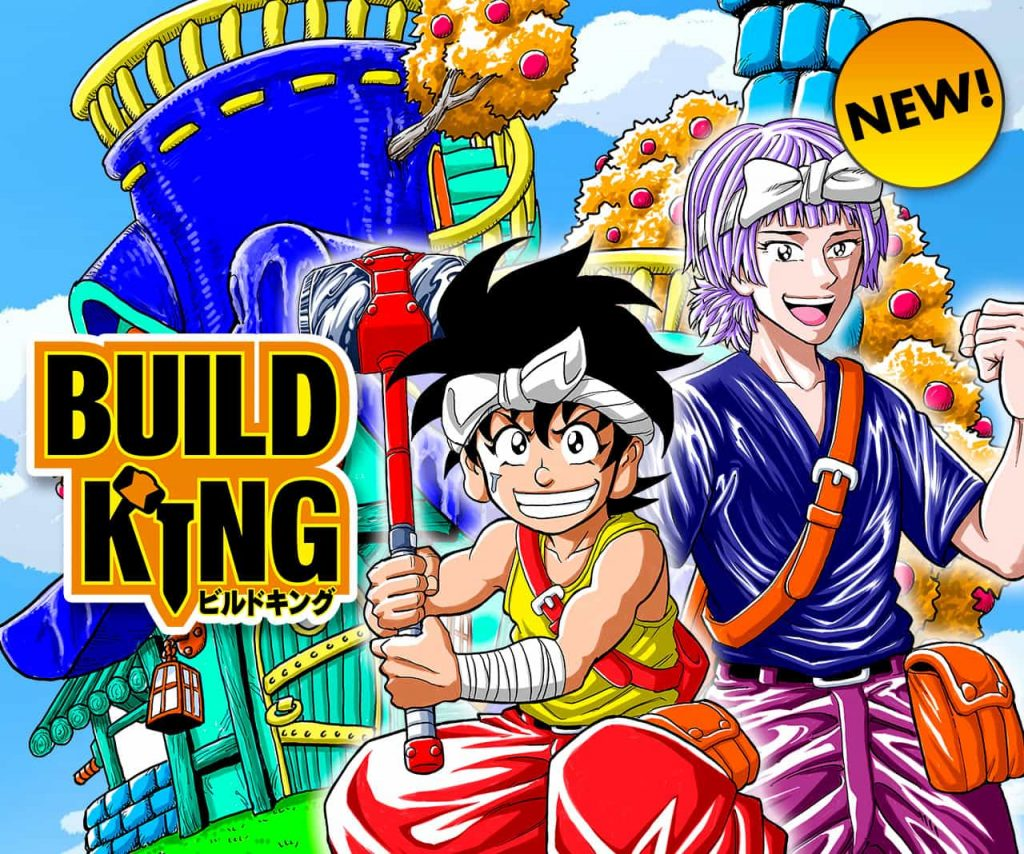 Build King