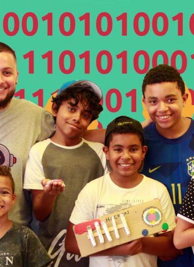 jovens hackers