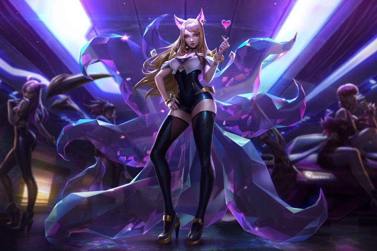 kda-lol-league-of-legends riot games
