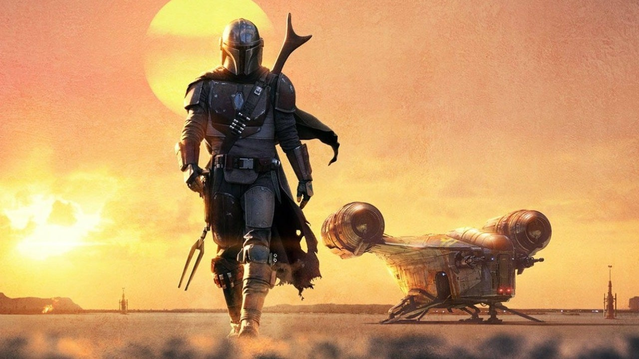the mandalorian star wars disney+