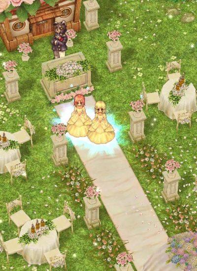 Ragnarok-Online casamento