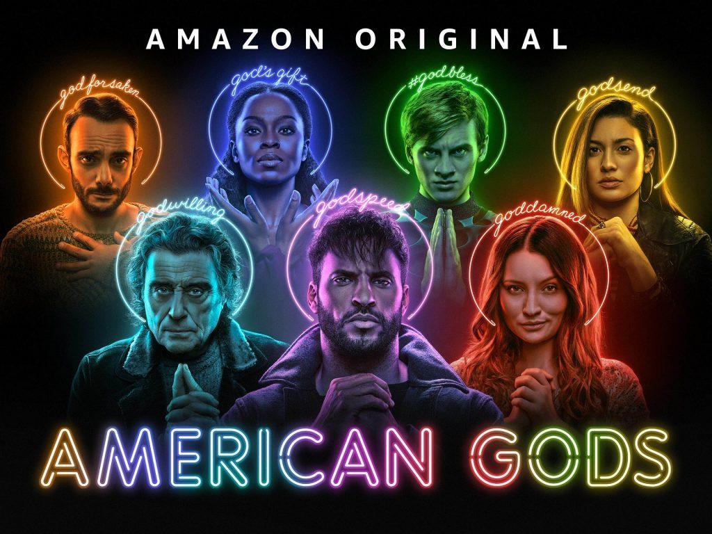 Deuses Americanos