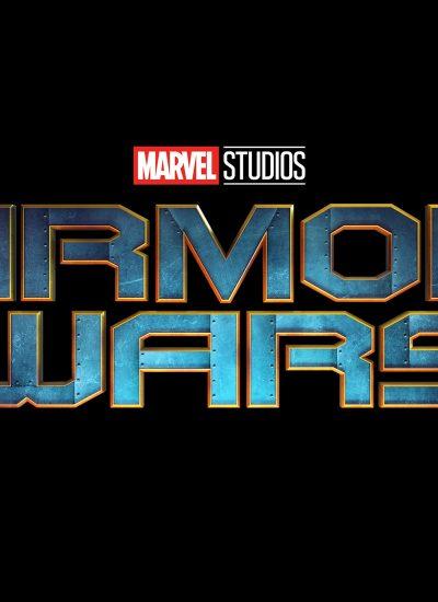 armor wars série disney+ marvel studios logo