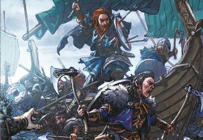 Assassin's Creed Valhalla - A Saga de Geirmund