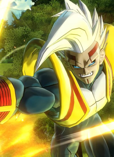 Dragon Ball Fighter Z - Baby