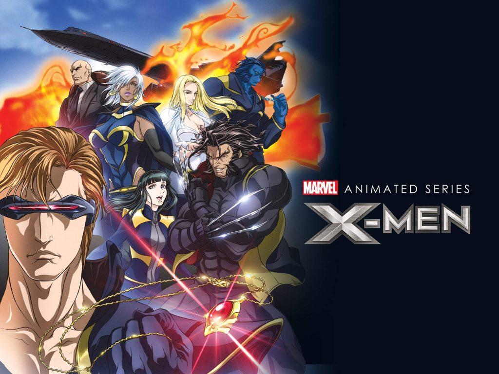 Netflix - X-Men