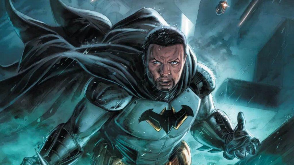 Tim Fox - Batman