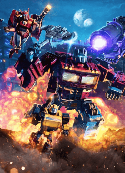 Transformers: War for Cybertron: O Nascer da Terra