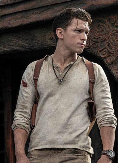Tom Holland - Nathan Drake