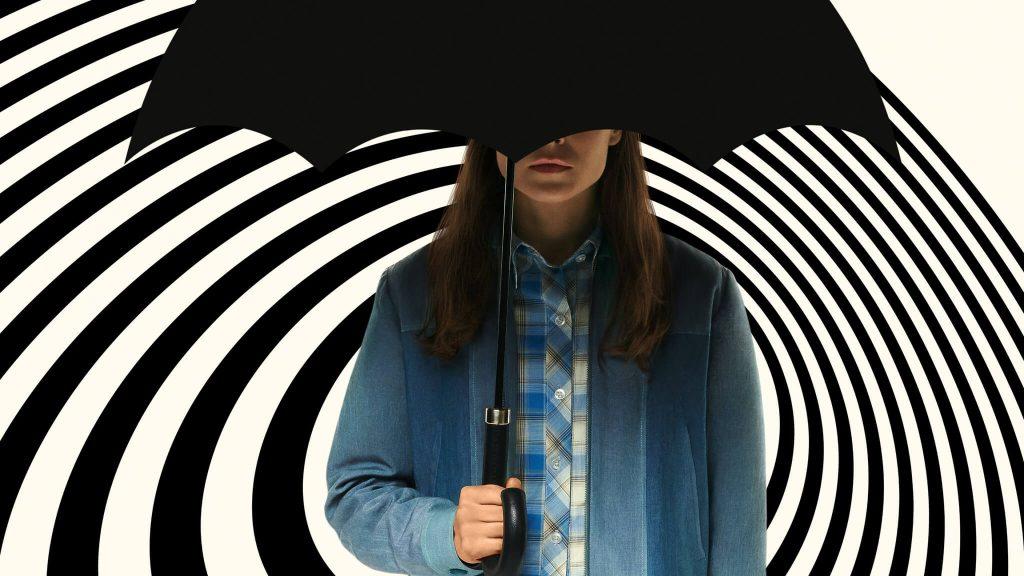 Elliot Page em The Umbrella Academy, da Netflix