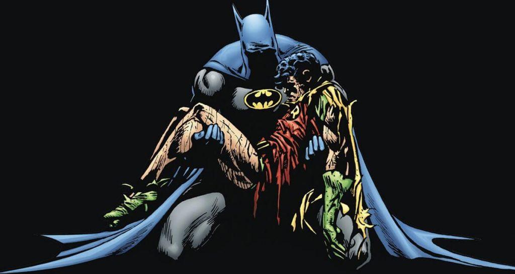 Morte de Robin