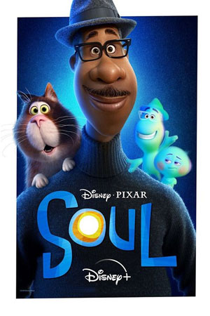 Soul (Pixar) Poster Destaque