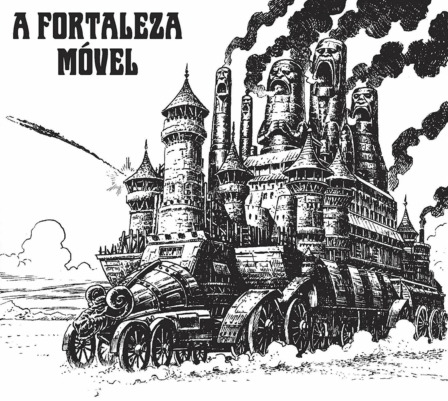 a fortaleza móvel