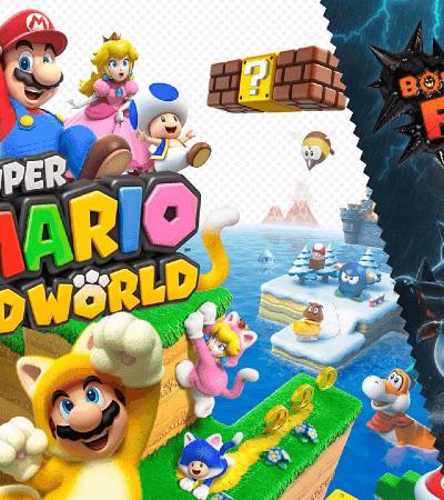 A Nintendo divulgou um trailer de Super Mario 3D World + Bowser's Fury