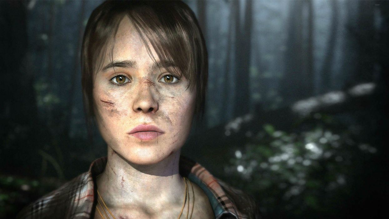 elliot-page-Beyond-Two-Souls games lista