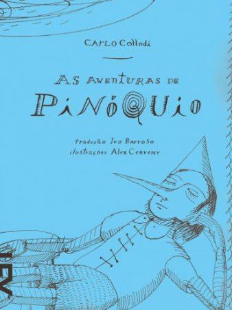 As Aventuras de Pinóquio Edição da CosacNaify