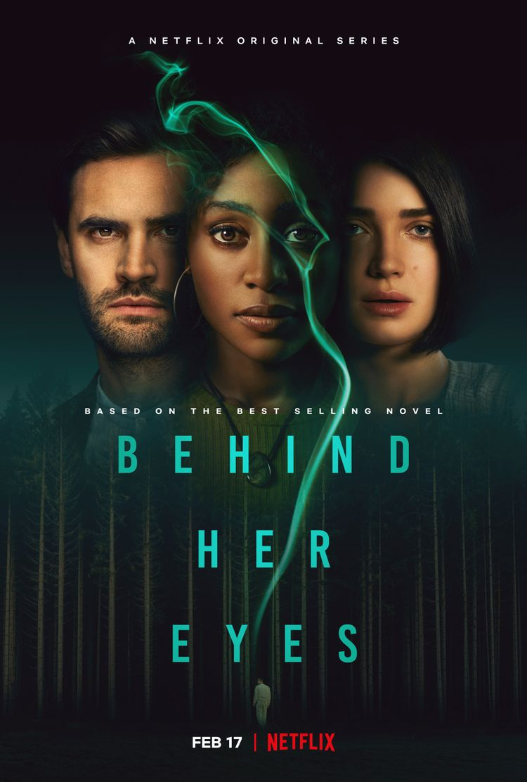 Behind Her Eyes