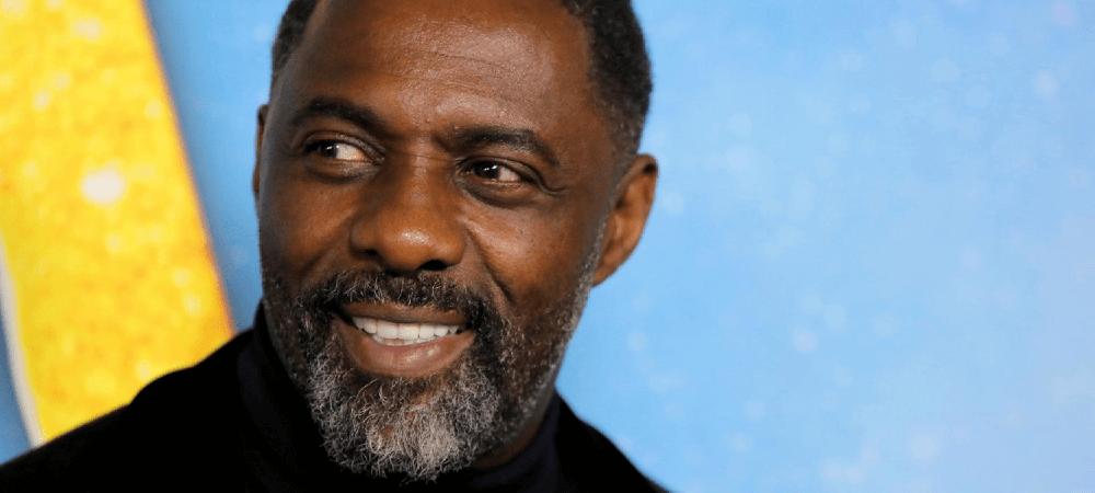 Crunchyroll - Idris Elba