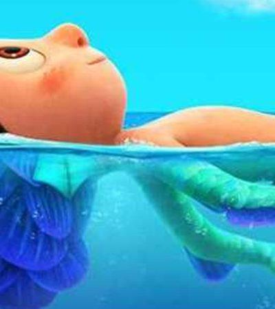 Luca disney pixar animação