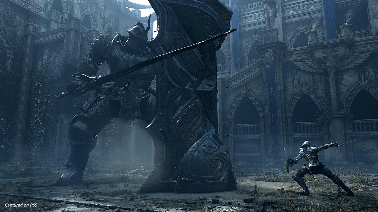 Demon Soul's Remake Playstation 5