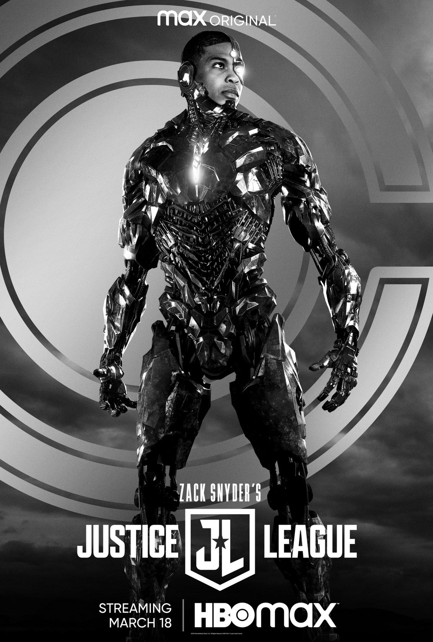 Liga da Justiça Snydercut