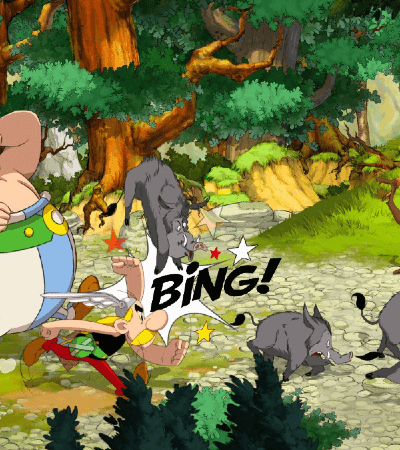Asterix & Obelix: Slap Them All