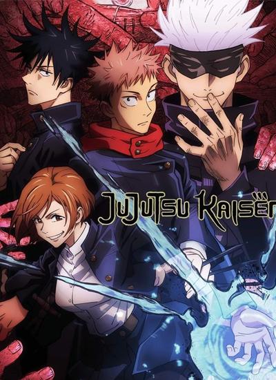 Jujutsu Kaisen - Poster Destaque