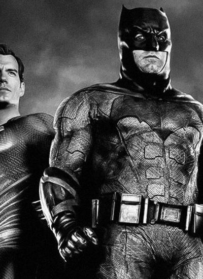 Liga da Justiça de Zack Snyder - Capa da Home