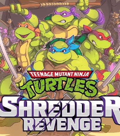 Tartarugas Ninja: TMNT: Shredder's Revenge
