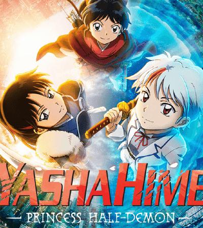 Yashahime: Princess Half-Demon
