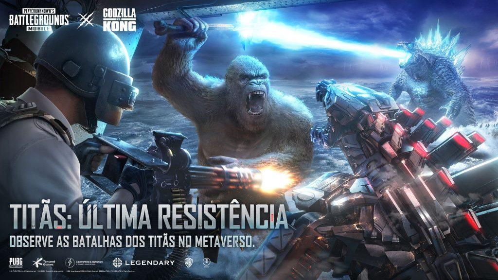 Pubg-mobile-godzilla-vs.-kong-Titas-Ultima-Resistencia
