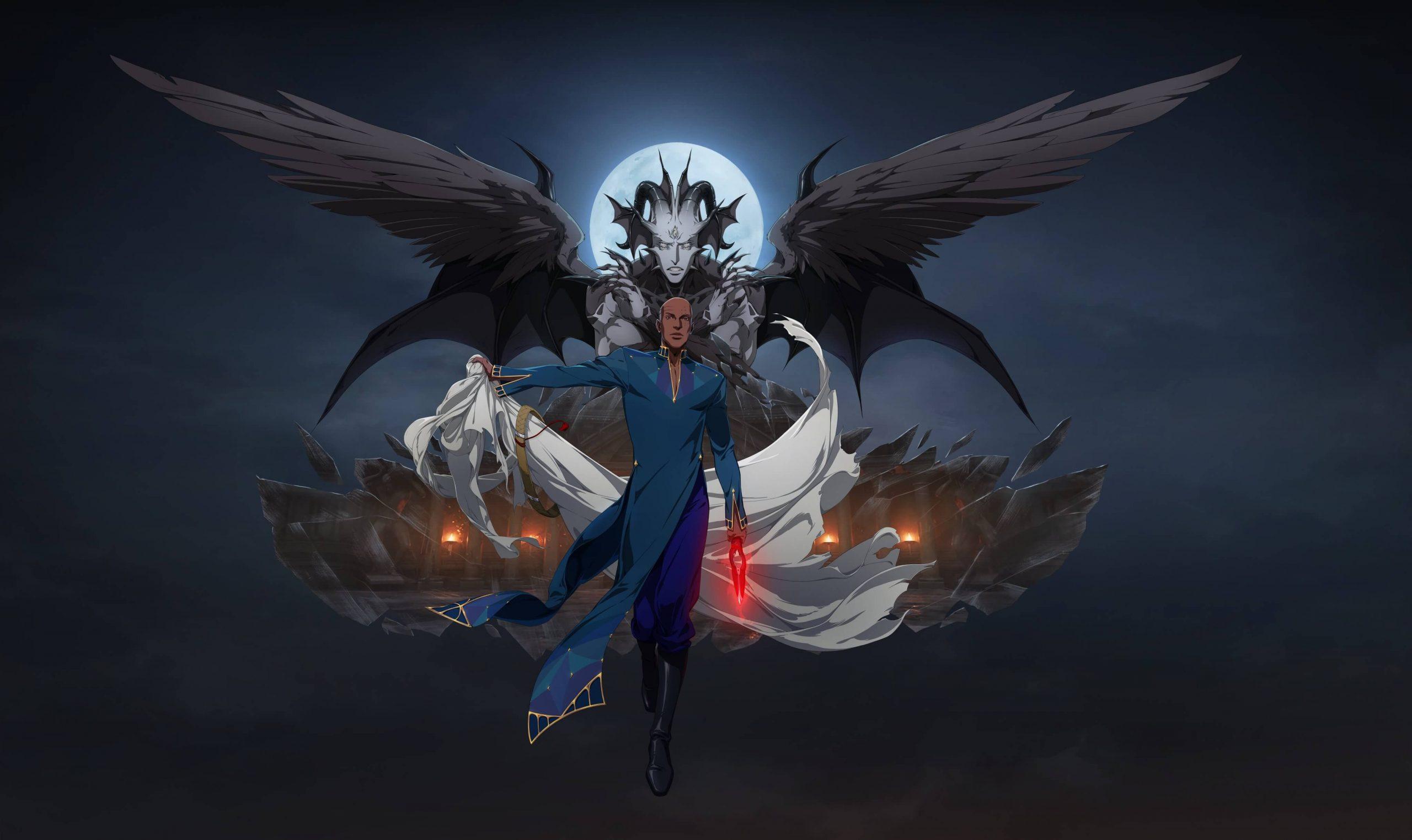 Castlevania - Isaac